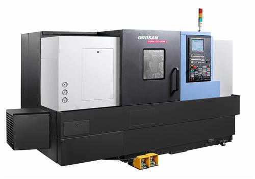 "CNC-Drehbank ""DOOSAN PUMA GT2600"""
